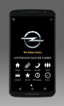 Autohaus Mayer GmbH poster