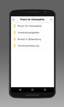 Osteopathie Bartmer Leitl apk screenshot