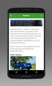 Reifen Pfleger GmbH apk screenshot
