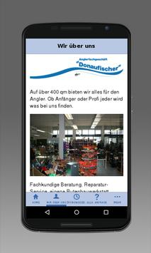 Der Donaufischer apk screenshot