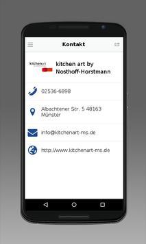 kitchenart apk screenshot