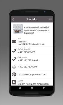 Rechtsrat im Strafrecht apk screenshot