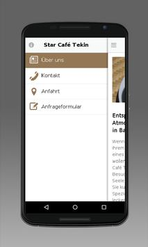 Star Café Tekin apk screenshot