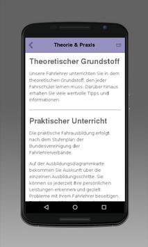 Fahrschule Berger apk screenshot