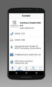 Autohaus Niederhofer e.K. apk screenshot