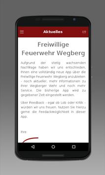 Feuerwehr Wegberg 2 poster