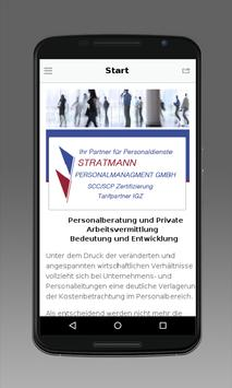 Stratmann Personalmanagement apk screenshot
