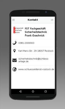FST Frank Goschnick apk screenshot