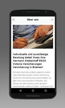 ERGO Versicherungen apk screenshot
