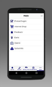 1. Biogas Notfall App apk screenshot