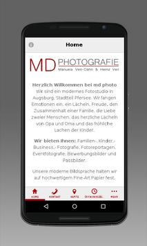 MD Photografie poster