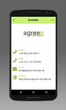 agreen Energiemanagement apk screenshot