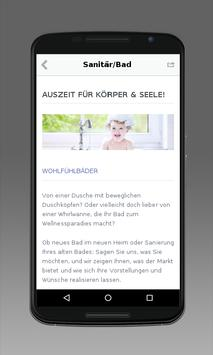 Freer Haustechnik apk screenshot