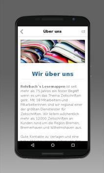Rohrbachs Lesemappen apk screenshot