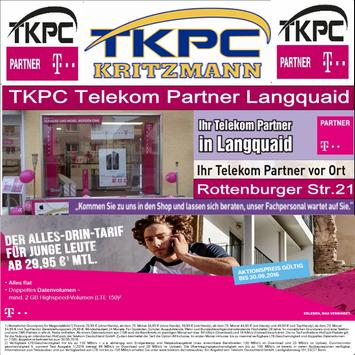 TKPC Telekom Exclusiv Partner apk screenshot