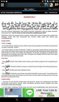Kitab Bulughul Maram apk screenshot