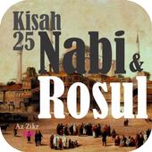 Kisah 25 Nabi Dan Rosul icon