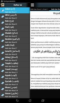 Kisah 25 Nabi Dan Rosul apk screenshot