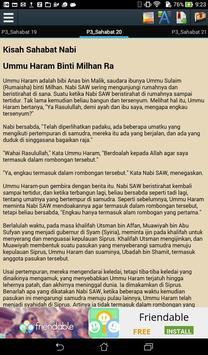 Kisah Sahabat Nabi (200++) apk screenshot