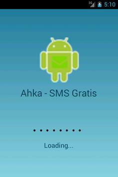 Ahka - SMS Gratis Indonesia poster