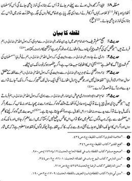 Bahar e Shariat Part 10 apk screenshot