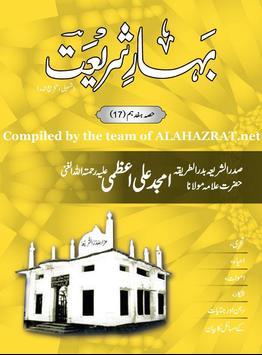Bahar e Shariat Part 17 poster