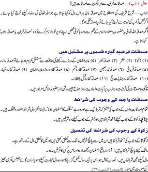 Quran Ki Nazar Mustehkin Zakat apk screenshot