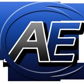 AlphaEntry icon