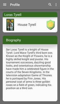 Nav Westeros: Game of Thrones apk screenshot