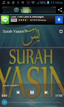 Surah Yassin Pocket poster