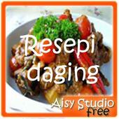 Resepi Masakan Daging 2 icon