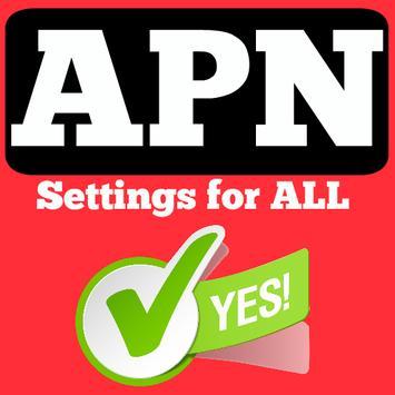 APN Settings for ALL poster