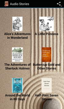 Audible Stories and Books poster