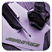 Audible Poems icon