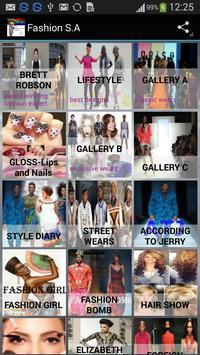 New S.A Fashion apk screenshot