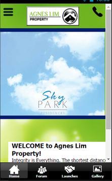 Agnes Lim Property poster