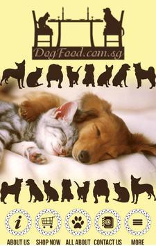 Dog Food Pte Ltd poster