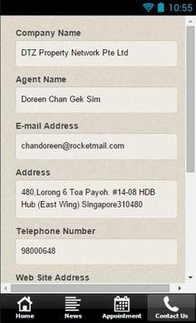 Doreen Chan Gek Sim apk screenshot