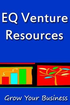 EQ Venture Resources poster