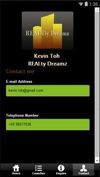 REALty Dreamz apk screenshot