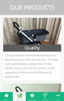 Land Leopard apk screenshot
