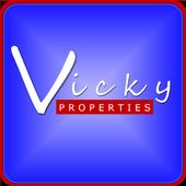 Vicky Properties icon