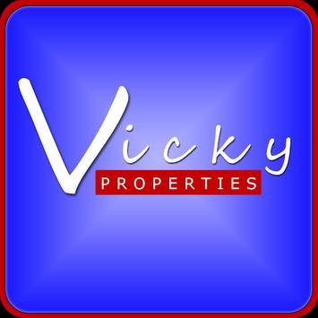 Vicky Properties poster