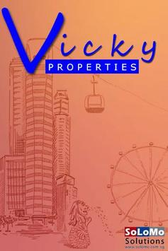 Vicky Properties apk screenshot