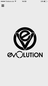 Evolution Events poster