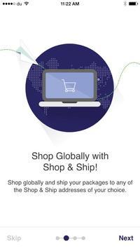 Shop & Ship apk screenshot