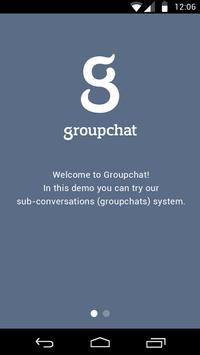 groupchat (Unreleased) poster