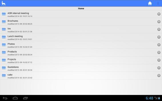 CloudBox apk screenshot