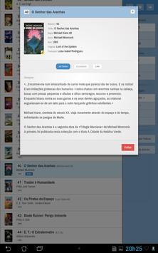 myLivrosPT - Ficção Científica apk screenshot