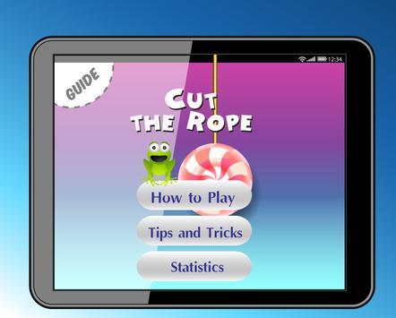 Guide for Cut the Rope 2 apk screenshot
